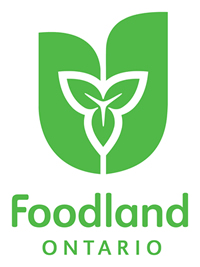 Local produce for home canning, approved for use of the Foodland Ontario logo