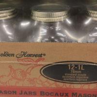 Bernardin Mason Jars