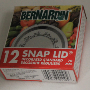 Bernardin Snap Lids